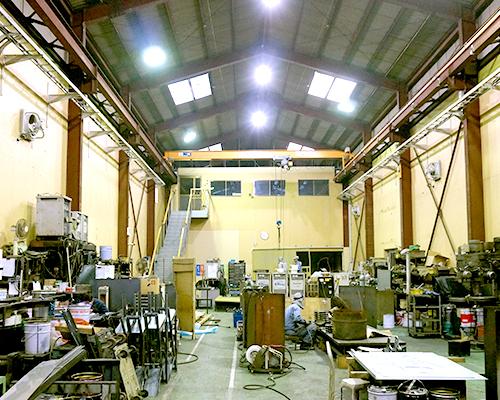 第二工場写真