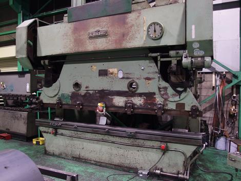 ブレーキプレス 関西鐵工