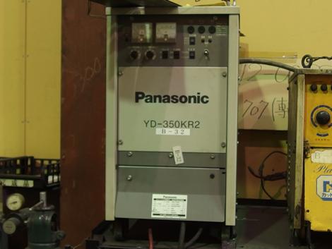半自動溶接機