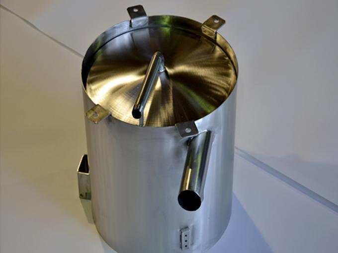 丸型脱臭器